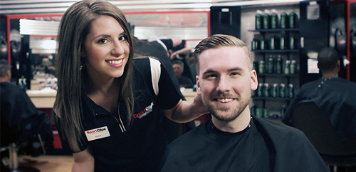 Sport Clips Haircuts of Falcon  Haircuts