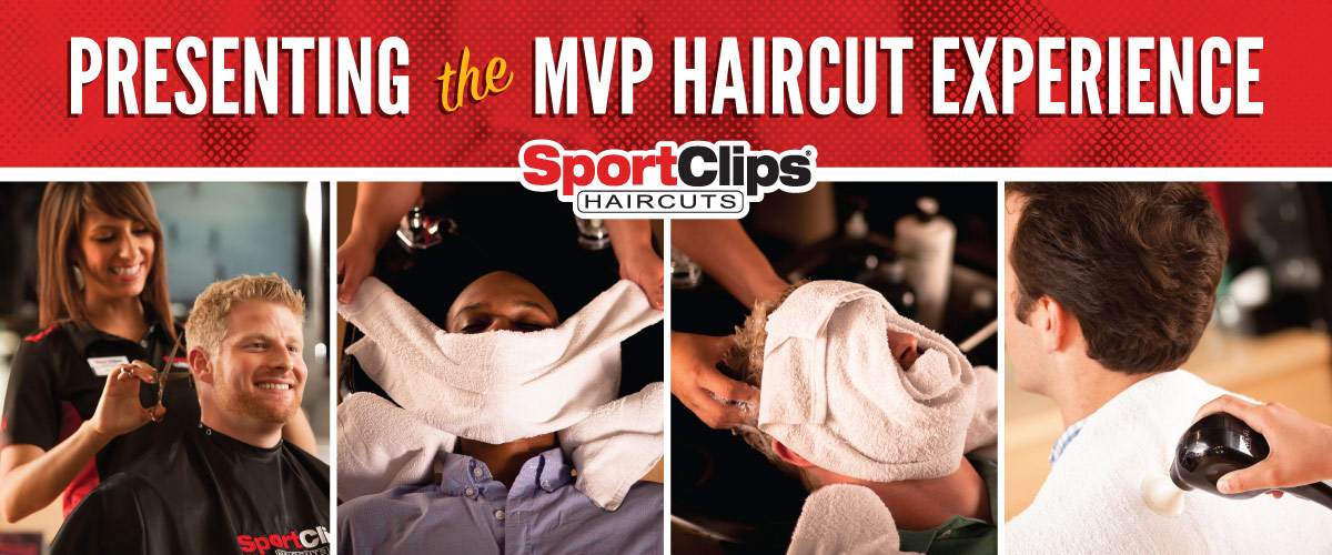 The Sport Clips Haircuts of Falcon  MVP Haircut Experience