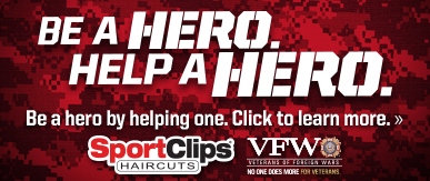 Sport Clips Haircuts of Falcon ​ Help a Hero Campaign